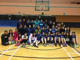 Inter-school Basketball Competition - Photo - 1