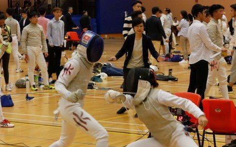 Inter-School Fencing Competition