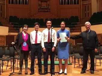 71st Hong Kong Schools Music Festival - Photo - 13