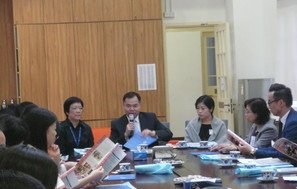Sharing Session with Primary School Headteachers