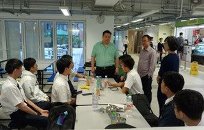 Visit by the Anglo-Chinese School (Independent)