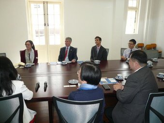 Visit by Stanford Graduate School of Education - Photo - 2