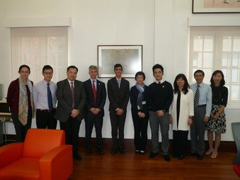 Visit by Stanford Graduate School of Education - Photo - 3