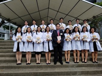 White Coat Inauguration Ceremony by CUHK - Photo - 1