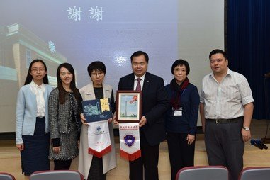 Visit by Guangzhou Fok Ying Tung High School - Photo - 2