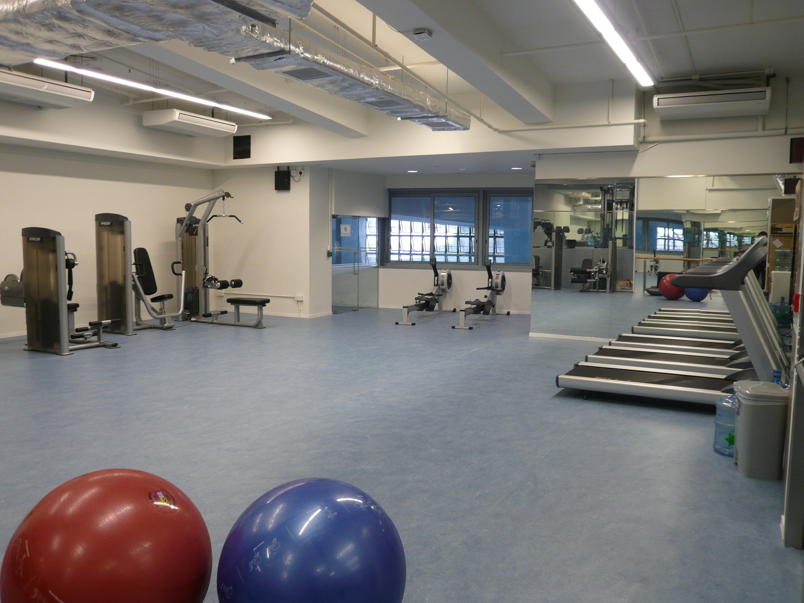 Fitness Training Centre