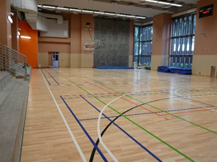 Indoor Games Hall