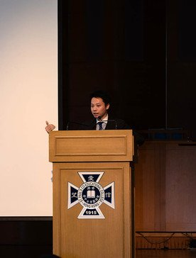 Talk on Rule of Law in Hong Kong by Mr. Tam, Jeffrey C.K. (Standing Committee on Civic Education, Hong Kong Bar Association)