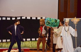 Performance by Odyssey of the Mind