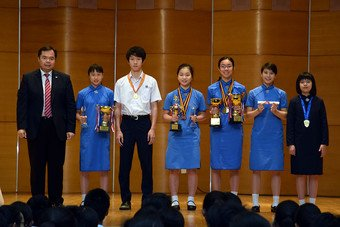 Prize Giving Ceremony - Photo - 3