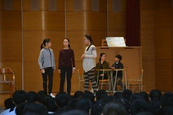 F.2 Theatre Exploration Performance - Photo - 1