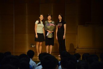 SU End-of-year Report and Presentation on Games Day - Photo - 2